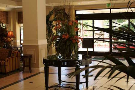 Pavilion Lobby