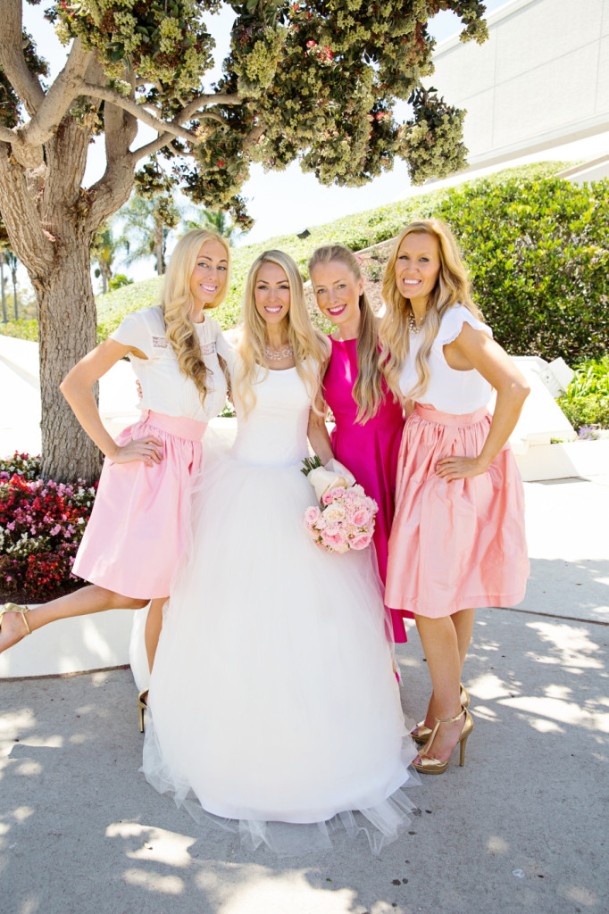 Liz, me, Mar and Heather.
